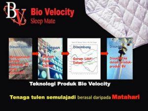 Apakah yang dikatakan Bio Velocity