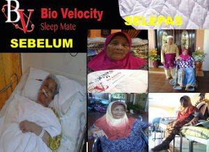 Bio Velocity™ Sleep Mate : Mustahil Pada Akal Manusia