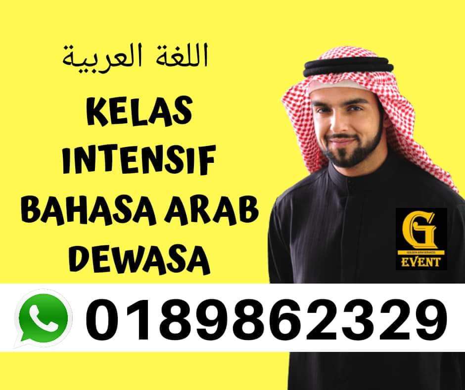 kenapa perlu belajar bahasa arab
